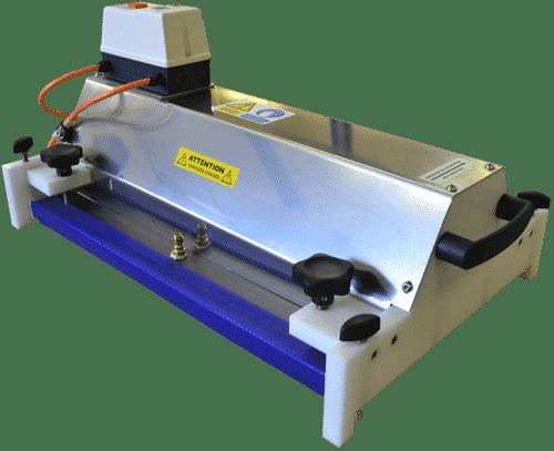 Steamatik – Nettoyage vapeur des tapis lisses de convoyage