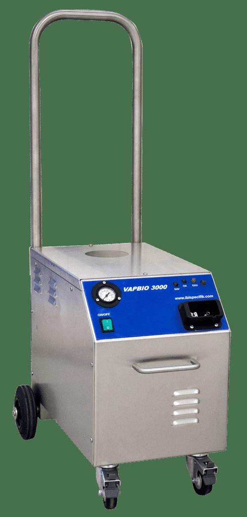 Machine vapeur professionnelle | VAPBIO 3000