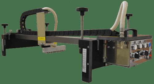 Nettoyage Vapeur Robotisé des tapis convoyeurs