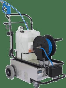 Pulvérisateur de mousse de dégraissage et de désinfection