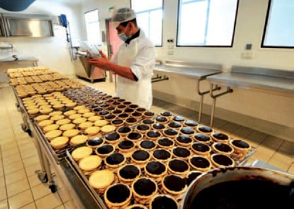 Nettoyeur vapeur industrie agroalimentaire