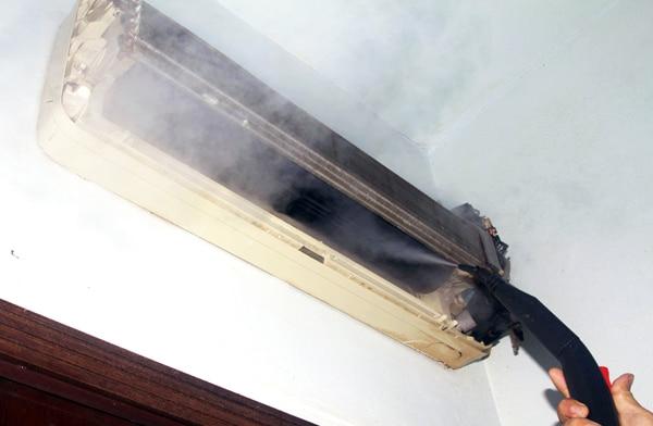 Nettoyage des climatiseurs désinfection des climatiseurs