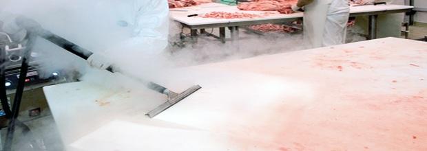 Nettoyage et désinfection agroalimentaire