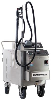 Nettoyeur vapeur industriel | Steambio 19000
