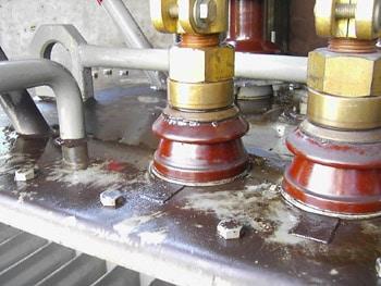 Nettoyeur vapeur industriel