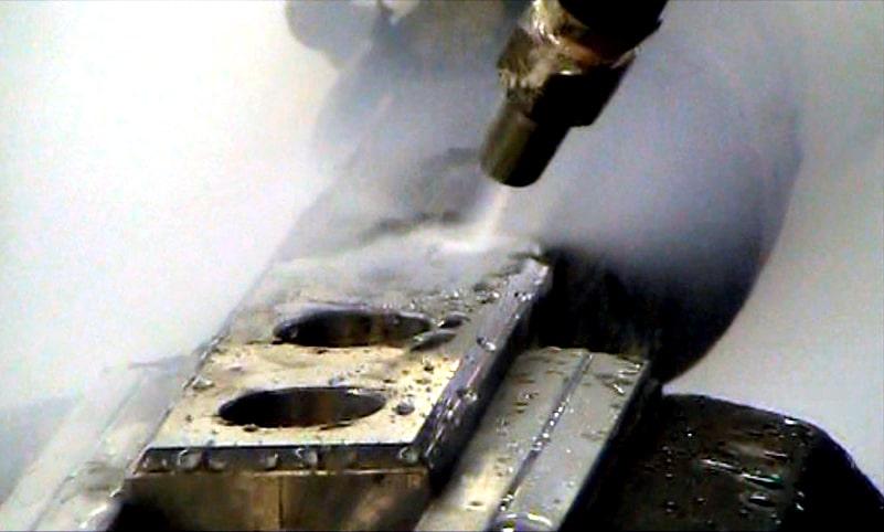 Nettoyage industriel par la vapeur