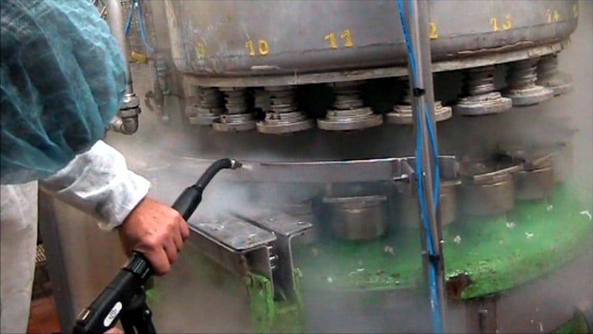 Nettoyage Vapeur Industriel