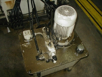 Dégraissage Industriel à la vapeur de moteurs electriques
