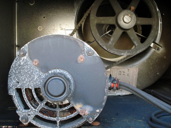 nettoyage moteur climatiseurs