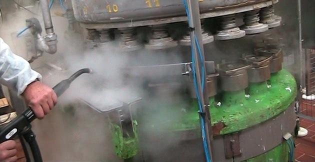 Appareil de Nettoyage Industriel
