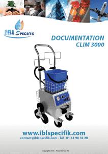 Nettoyage et Désinfection de Climatisation | Clim 3000 Documentation