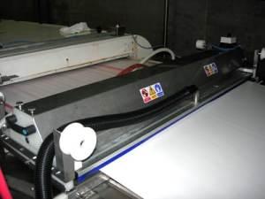 Steamatik - nettoyage automatisé des tapis lisses de convoyage à la vapeur seche