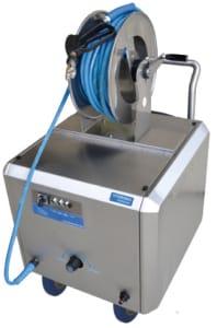 Nettoyage haute pression et haute temperature